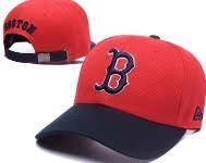 Boston Red Sox New Era 2017 Diamond Era Adjustable - Red/Navy Hat
