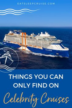 Celebrity Cruises is known for its modern luxury. See what makes this brand unique in our Top Things You Can Only Find on Celebrity Cruises. Cruise Checklist, Cruise Tips, Celebrity Cruises Solstice, Celebrity Cruise Ships, Floating Platform, Cruise Reviews, Seamless Transition, Magic Carpet, Classic Cocktails