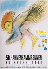 The Hahnenkamm Posters Vintage Ski Posters, Ski Club, Racing Events, Cultural Events, Event Organization, Printed Materials, Travel Posters, Invitation Design, Skiing