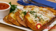 Skvelá večera zo staršieho chlebíka: Chrumkavé francúzske toasty