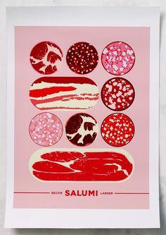 // Franz Hueber - Salami
