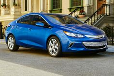 2016 volt | 2016 Chevrolet Volt Front Side View Photo 17