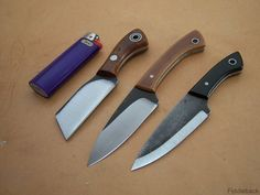 bushcraft knives by FIDDLEBACK http://bushcraftusa.com/forum/cmps_index.php WKH.