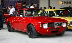 Alfa Romeo GTA 16001965 to 1971 Maintenance/restoration of old/vintage vehicles: the material for new cogs/casters/gears/pads could be cast polyamide which I (Cast polyamide) can produce. My contact: tatjana.alic14@gmail.com