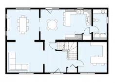 Maison neuve - Cottages, modèle Lethicia
