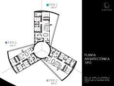 Bulnes Arquitectos, Puebla, Arquitectura, Bulnes Bienes Raíces Torre Helea
