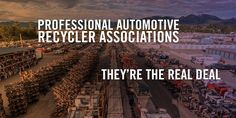 Professional Automotive Recycler Certifications and Why it Pays to Find Used Parts From People Who Have Them