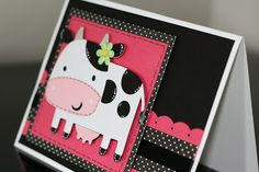 Have A Moo-Velous Day!! From Scrappin2littleprincesses.blogspot.com