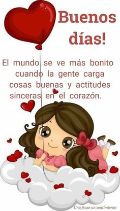 Good Morning Messages, Good Morning Friends, Morning Quotes, Hello In Spanish, Rainbow Falls, Cute Love Cartoons, Happy Week, Always Remember You, Motivational Phrases