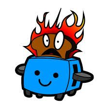www.blokevsworld.com Burnt Toast, Smurfs, Mario, Fictional Characters, Fantasy Characters