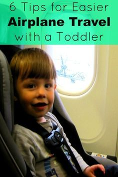Planning a trip with your toddler over the holidays? Traveling on an airplane with a toddler can be fun but exhausting. Plan ahead and be prepared with these tips from an experienced mom who's been there.