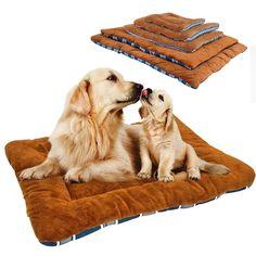 3b0e9366b8b3 Puppy Bed Warm Pet Blanket Sofa Cushion For Small Medium Large Dogs