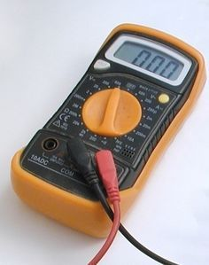 How to Use a Digital Multimeter  (DMM) to Measure Voltage, Current and Resistance. A multimeter or DMM is a useful instrument for measuring voltage, current and resistance and also for tracing breaks in wires, testing components and fuses. #CarMaintenance #HomeElectrics