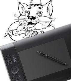 Vector Drawing in Adobe Illustrator (Vector Inking)