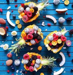 Serious breakfast goals!  : @motivafoods #healthyeating