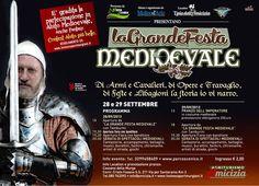La Grande Festa Medioevale a Cassano delle Murge (BA)