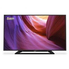 El mejor precio para el Televisor Philips LED 32PHH4100 de 32 pulgadas está en PcComponentes por solo 209€. Se trata de una tele sencilla, buena y barata.