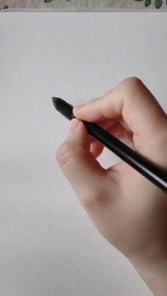 Zen Painting, Watercolor Paintings For Beginners, Watercolor Art Lessons, Art Watercolor, Watercolor Projects, Watercolor Techniques, Watercolor Illustration, Watercolor Flowers Tutorial, Watercolour Tutorials