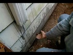 How to Grade Around a Foundation - This Old House - YouTube