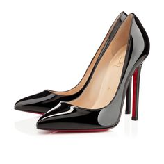 7464f5c0ed16 Pigalle 120 Black Patent Leather - Women Shoes - Christian Louboutin