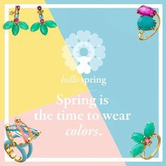 Sring is here.  Visit www.tous.com