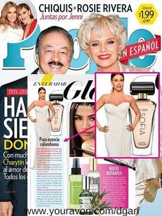 Avon Tan mismo perfume Sofia aparecido en la revista People. https://www.avon.com/product/so-very-sofia-by-sofia-vergara-eau-de-parfum-spray-56049?rep=dgari #avon #sofiavergara #perfume
