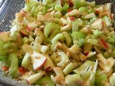 Delicious Family Recipes: Sweet Apple Chicken Salad (HCG Diet)