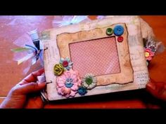 ▶ Shabby Chic Vintage Mini for my girls - YouTube