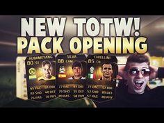 FIFA 15 HUGE 500K PACK OPENING *NEW* TOTW!! INFORM DAVID SILVA - Fifa 15 Live Pack Opening