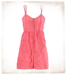 just got this dress! perfect every-day dress... can't wait to get tan..
