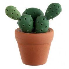 Marque-place cactus mexicain Decoration, Planter Pots, Mini Cactus, Collection, Products, Towel Paper, Mexican Party, Disposable Tableware, Decor