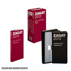 Cool city guides on Design and fashion recipes: Zagat