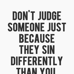 Don't Judge Others - Banquet with Simon Luke 7:36-50