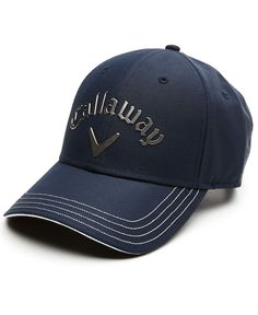 b8d4b5ef Callaway Men's Logo Performance Golf Hat & Reviews - Hats, Gloves & Scarves  - Men - Macy's
