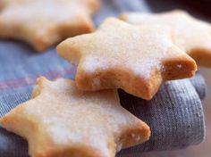 Découvrez la recette Sablés au citron pour le thé sur cuisineactuelle.fr.