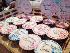 Cupcakes - LarissaLoman.nl