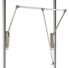 Price 65 00 E Pro Relax Pull Down Closet Rod Adjule 33 To 45