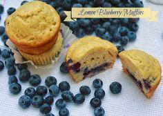 lemon blueberry muffins recipe #lemon #blueberry #muffins #recipe http://homemade-gift.org/lemon-blueberry-muffins-recipe/