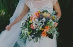 Love love love this bridal bouquet