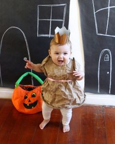 paper bag princess costume diy great last minute costume from one of our favorite books - Judy Moody Halloween Costume