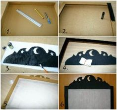 Instrucciones para hacer DIY manualidad infantil teatro sombras Activities For Kids, Crafts For Kids, Arts And Crafts, Emoji Images, Shadow Puppets, Art Lessons, Ideas Para, Storytelling, Projects To Try