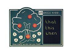 phonics tree play panel