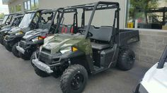 New 2016 Polaris RANGER ETX Sage Green ATVs For Sale in New York. 2016 Polaris RANGER ETX Sage Green, 2016 Polaris® RANGER® ETX Sage Green Features may include: Hardest Working Features ProStar® - Purpose Built for Work The RANGER ETX ProStar 31 hp engine is purpose built, tuned and designed around the demands of a hard day s work resulting in an optimal balance of smooth, reliable power to help you get the job done. Electronic Fuel Injection allows for dependable cold-weather starting plus…