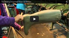 How are wellingtons made? Watch the video http://www.ardmoor.co.uk/blog/2015/february/how-are-wellingtons-made  #wellies #wellingtons #gumleaf