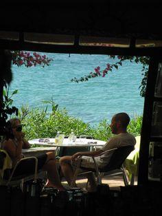 beach bar @ hotel hurricane, tarifa.