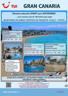 ¡Nuestra selección SMART a Gran Canaria. Noviembre. 7 noches. Vuelo+Hotel. Precio desde 354€ ultimo minuto - http://zocotours.com/nuestra-seleccion-smart-a-gran-canaria-noviembre-7-noches-vuelohotel-precio-desde-354e-ultimo-minuto/