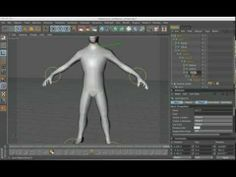 Character Rigging tutorial.