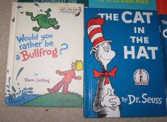 Read The Cat In The Hat