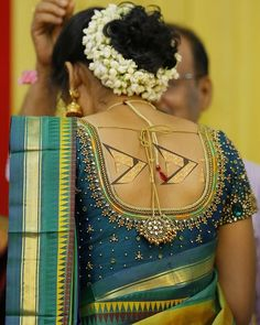 Image may contain: one or more people Cutwork Blouse Designs, Kerala Saree Blouse Designs, Embroidery Neck Designs, Simple Blouse Designs, Stylish Blouse Design, Kids Blouse Designs, Bridal Blouse Designs, Saree Blouse Neck Designs, Hand Designs