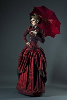 one of the best examples of victorian steampunk I ever came across Viktorianischer Steampunk, Costume Steampunk, Steampunk Dress, Steampunk Clothing, Steampunk Fashion, Gothic Fashion, Victorian Fashion, Fashion Vintage, Steampunk Couture